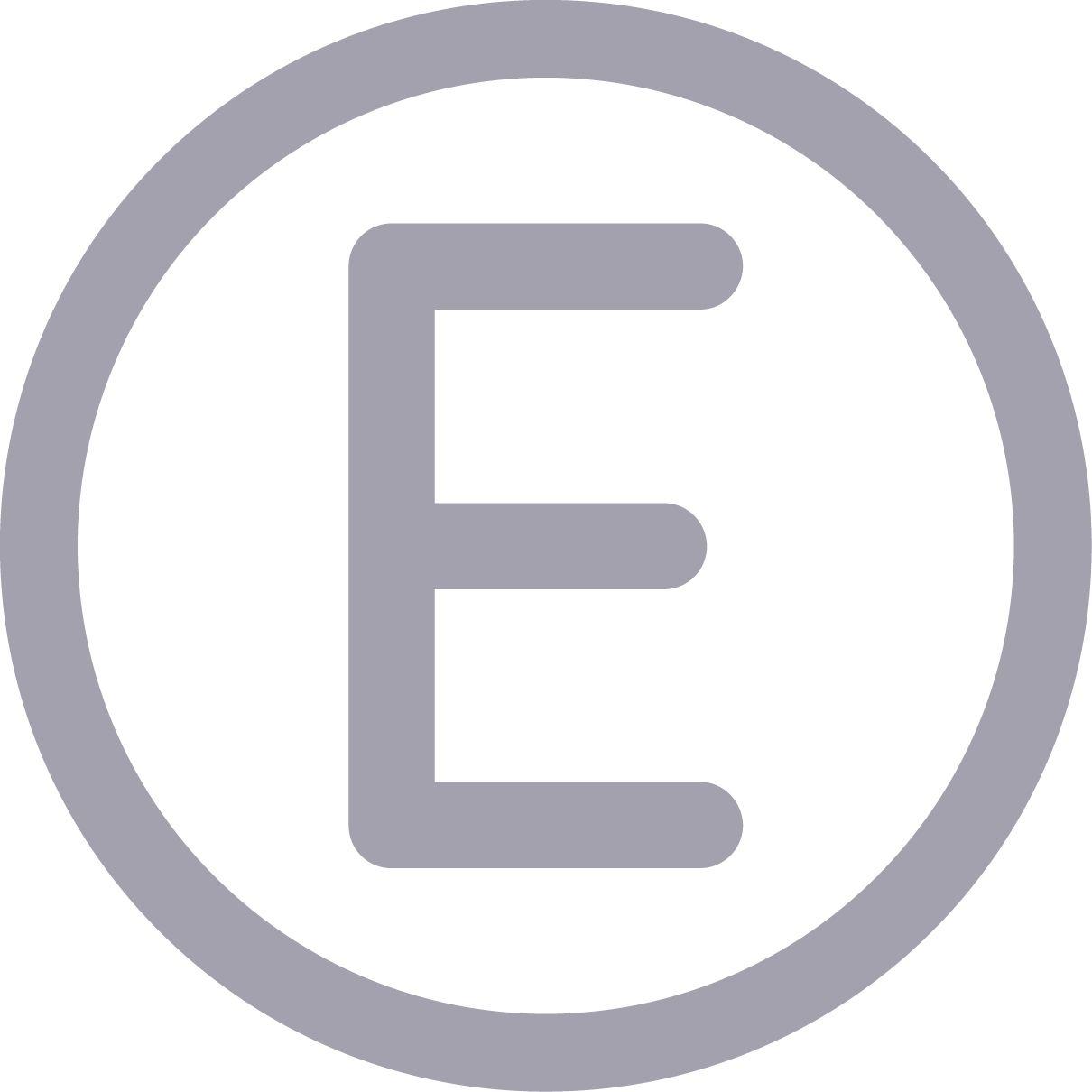 E symbol basic